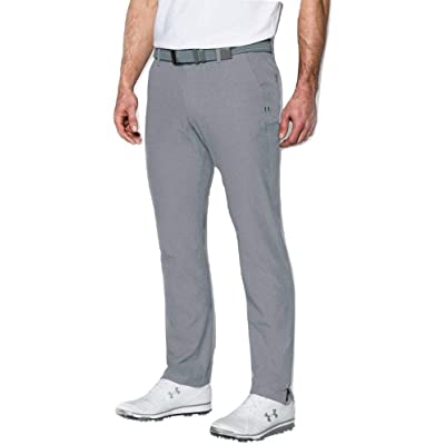 Amazon.com : Under Armour Men's Match Play Vented Golf Pants (40/30) Grey : Sports & Outdoors