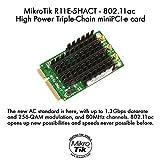 MikroTik R11e-5HacT - 802.11ac High Power Triple-Chain miniPCI-e card