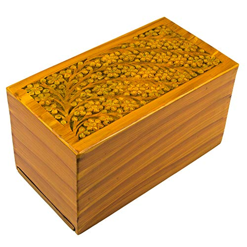 Thinking of You Urns Solid Rosewood Box