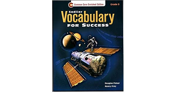Vocabulary for Success ?2013 Common Core Enriched Edition, Student ...