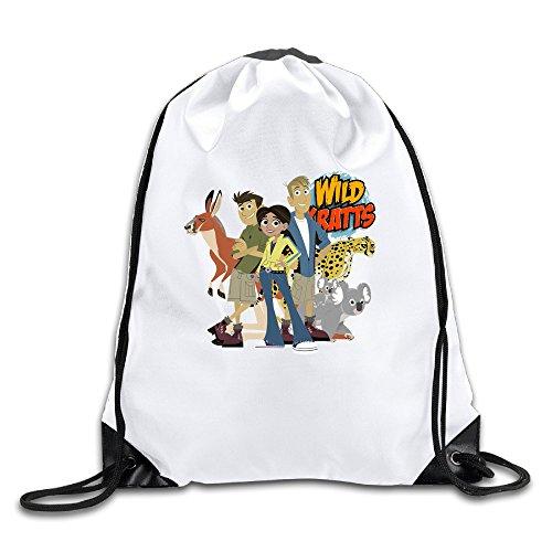 LHLKF Wild Kratts One Size Fashion Bag Storage Bag