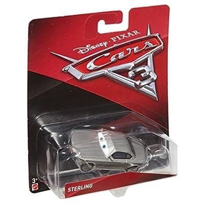 Disney/Pixar Cars 3 Sterling Die-Cast Vehicle: Toys & Games