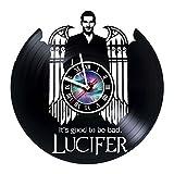 Best DC Comics Teen Toys - StepArtHouse Lucifer - DC Comics - Handmade vinyl Review