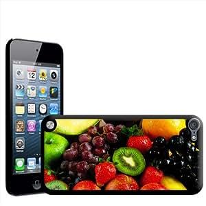 Fancy A Snuggle ' frutas Veronica tabla de uvas Kiwi de fresas' carcasa para Apple iPod Touch 5th generación