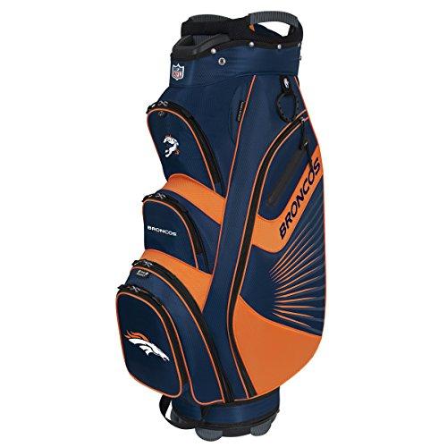 NFL Denver Broncos The Bucket II Cooler Cart Bag