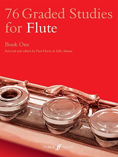 76 Graded Studies for Flute, Bk 1 (Faber Edition)