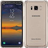 Samsung Galaxy S8 Active 64GB SM-G892A Unlocked GSM Phone - Titanium Gold (Renewed)