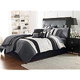 f320f930d899c Amazon.com  Riverbrook Home 75455 Tolbert Comforter Set