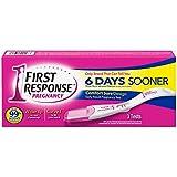 FIRST RESPONSE Pregnancy Test 6 Days Sooner 3 Each