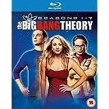 The Big Bang Theory - Season 1-7