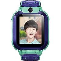 XTC 小天才 儿童 电话手表 Z5 360度 防水 GPS定位 智能手表 手环 学生 儿童 移动联通电信4G 视频 拍照 手表 手机 男/女孩 青绿色 可开专票