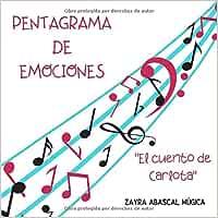Pentagrama de Emociones: El cuento de Carlota