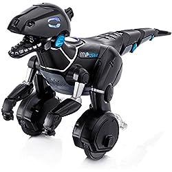 WowWee MiPosaur Toy animal - juguetes de control remoto (AA, Android, iOS, 4 x AAA)