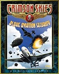 Crimson Skies: Blake Aviation Security (FAS8006) by Linda Naughton (2002-05-01)