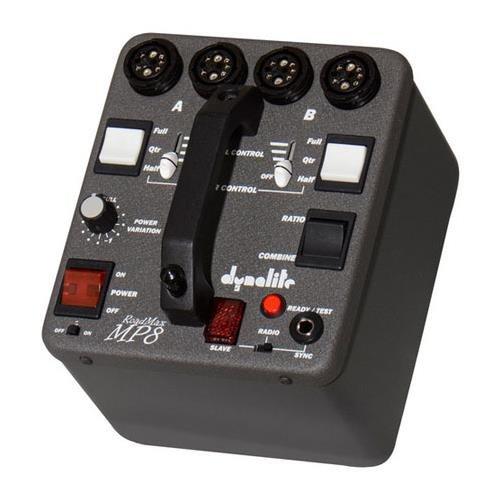 Dyna-Lite MP800 800 w/s RoadMax Power Pack by Dyna Lite