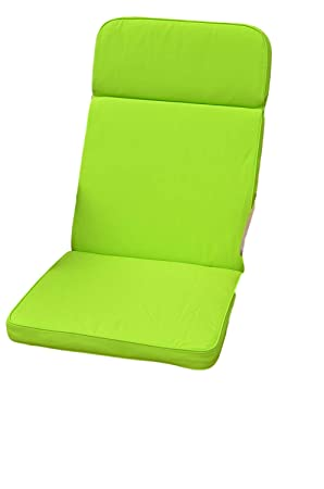 Awesome Classic Garden Recliner Chair Seat Pad And Back Cushion Cushion Only Apple Green Creativecarmelina Interior Chair Design Creativecarmelinacom