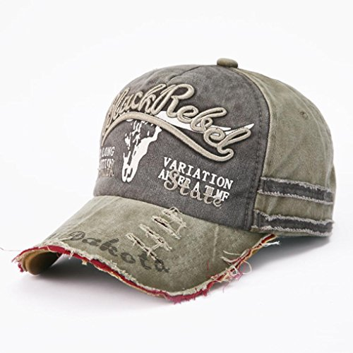 Trucker Cap for Men//Women Adjustable Vintage Sports Cap
