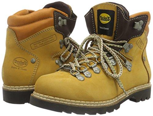 Jaune 39wy201 Rangers By golden Tan 910 Dockers Femme Gerli 300910 Boots xfgHw
