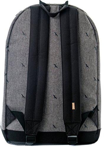 Backpack Backpack Crosshatch Og Crosshatch Spiral Spiral Crosshatch Og Og Spiral Charcoal Backpack Charcoal AqTqv1P