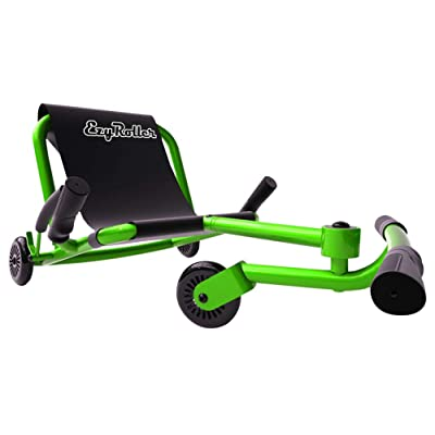 EzyRoller Classic Ride On - Lime Green: Toys & Games