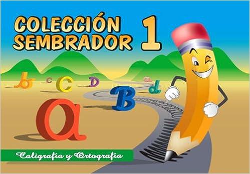 Coleccion Sembrador 1, Caligrafia y Ortografia (Spanish Edition): Macario Fernandez Diaz, Distribuidora Lewis, S.A.: 9789962602293: Amazon.com: Books