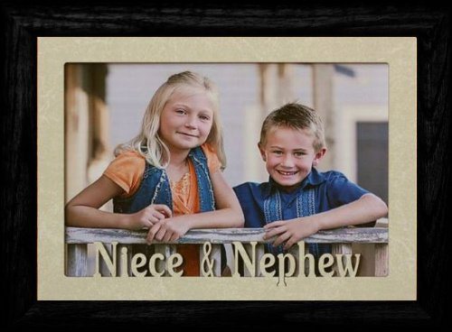 5x7 Jumbo Niece Nephew Landscape Picture Frame For A Favorite