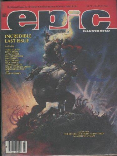 Epic Illustrated #34