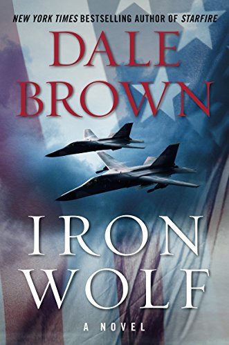 Iron Wolf: A Novel cover