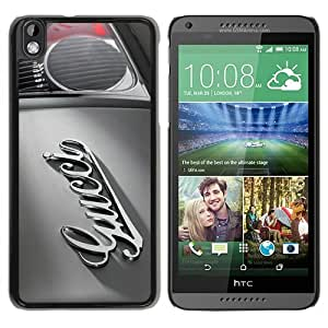 Beautiful And Unique Designed Case For HTC Desire 816 With Gucci 41 Black Phone Case