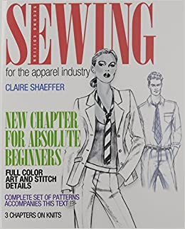 Sewing for the Apparel Industry & Patterns for Sewing for the Apparel Industry Package