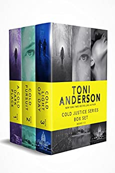 Cold Justice Series Box Set: Volume I: Books 1-3 by [Anderson, Toni]