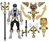 Power Rangers Super Megaforce - Armored Super Mega Silver Ranger Action Figure