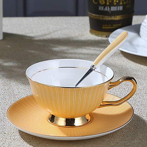 Jooyouo-TH Tasses à thé Ensemble de Tasses à café en Porcelaine pour Tasse à café en Porcelaine Originale, Tasse à…