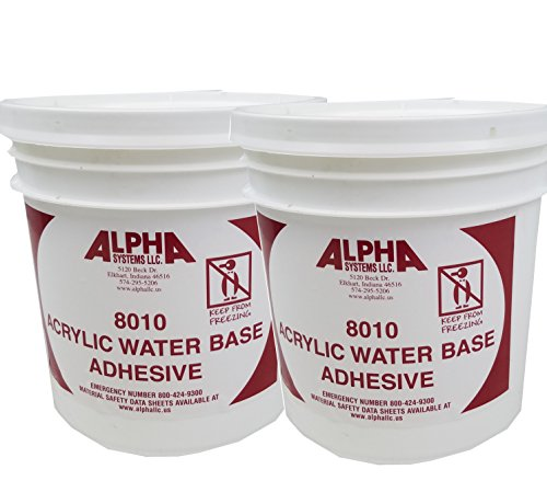 Rubber Roof Adhesive - RecPro 2 Gallons of RV