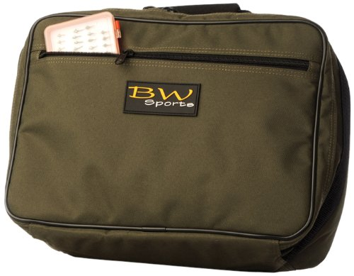 BW Sports Storage Reel Case for Spinning, Baitcasting & Fly Reels RL-1000 (Box Fishing Reel)