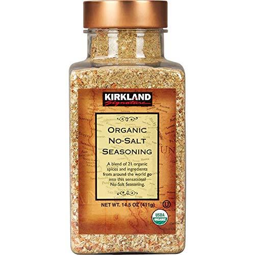 Condimento orgánico sin sal