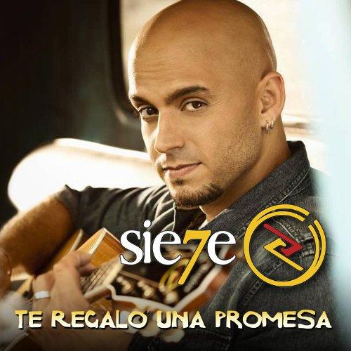 te regalo una promesa sie7e from the album te regalo una promesa