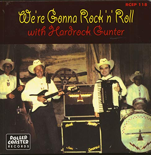 We're Gonna Rock & Roll 7inch, 45rpm, EP (We Re Gonna Rock We Re Gonna Roll)