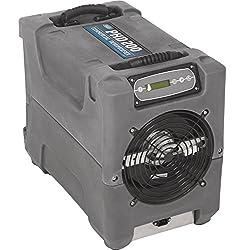 "Drieaz F515 PHD 200 Compact Dehumidifier, 12.5"" Width, Gray"