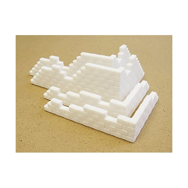 Brick-Walls-Terrain-Scenery-for-Tabletop-28mm-Miniatures-Wargame-3D-Printed-and-Paintable-EnderToys