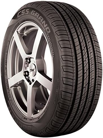 Cooper CS5 Grand Touring Radial Tire - 215/65R16 98T