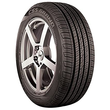Cooper Cs5 Grand Touring >> Amazon Com Cooper Cs5 Grand Touring Radial Tire 215 65r16 98t
