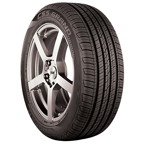 Cooper CS5 Grand Touring Radial Tire - 215/65R17 99T by Cooper Tire