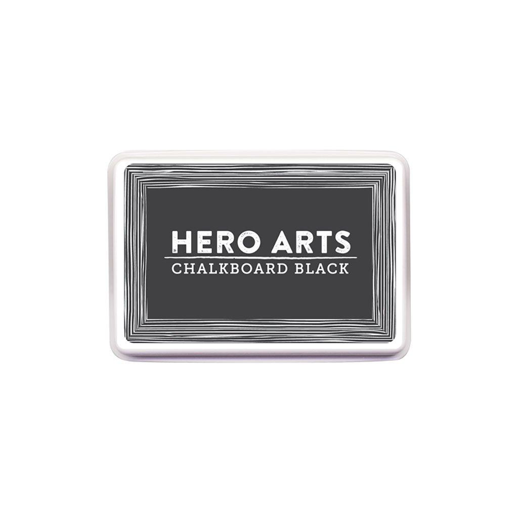 Hero Artsシャドウインクパッドmid-tone、ブラック   B00HS9XS1O