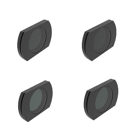 TwoCC Accesorios para Drones Nd4 Nd8 Nd16 Nd32 Filtro de Lente de ...