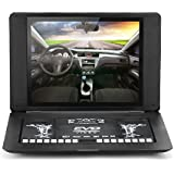 Generic 15 Inch Portable DVD Player, Copy Function, TFT Led, Ebook,copy Function
