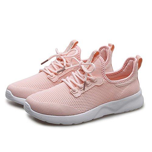 All'aperto Sneakers Torisky Casual Scarpe Donna Running Da Corsa Rosa Sportive Uomo BBFq0