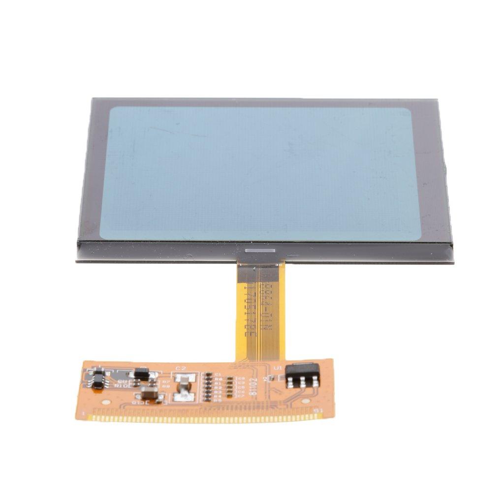Flameer LCD Repair Cluster Speedometer Display Screen For Audi A6 C5 4B Series by Flameer (Image #8)