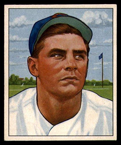 Baseball MLB 1950 Bowman #62 Ted Kluszewski EX/NM Reds