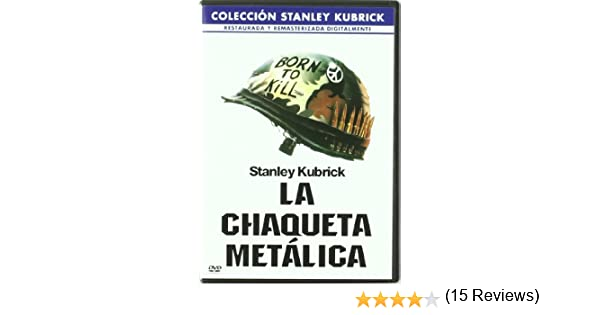 La chaqueta metálica Stanley Kubrick collection DVD: Amazon ...